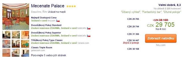 Řím - najdi-hotely.cz