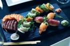 Poprvé v sushi restauraci aneb průvodce jednotlivými druhy sushi