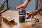 Jak připravit skvělou kávu ve french pressu